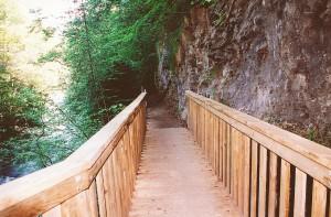 Pont barrière